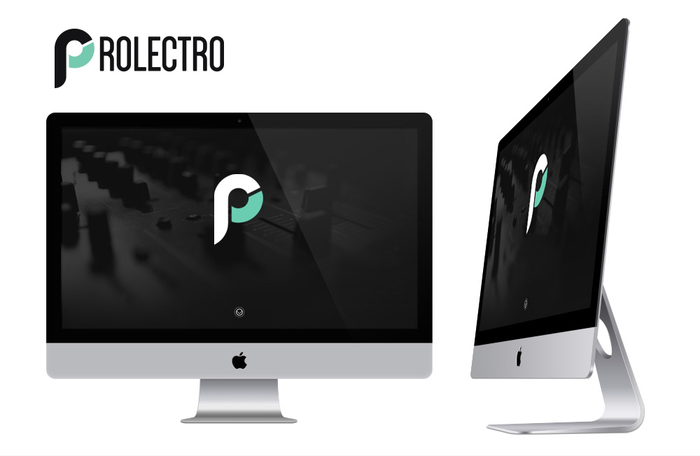 Prolectro website presentation